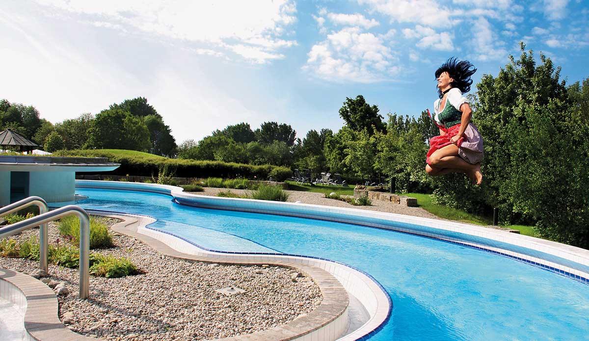 Wellnessurlaub in Bayern - Wellnesshotels in Bad Birnbach ...