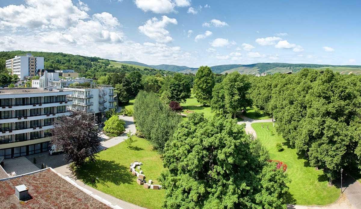 Wellnesshotel Dorint Parkhotel Bad Neuenahr Wellnessurlaub Bad