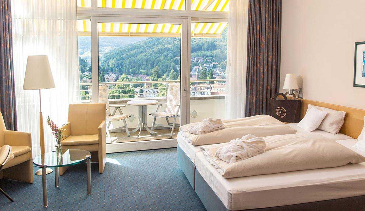 Wellnesshotel SCHWARZWALD PANORAMA Hotel Bad Herrenalb ...