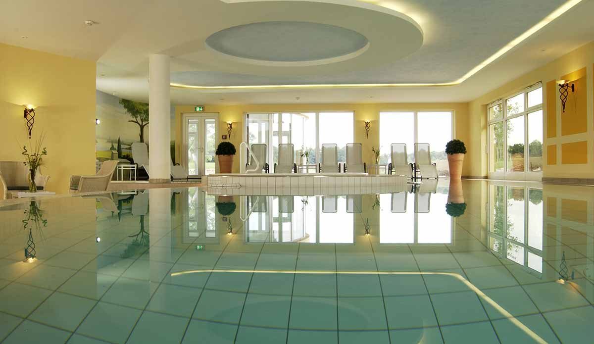 Wellnesshotel Castanea Golf Resort & Spa Adendorf Lüneburg-Adendorf ...