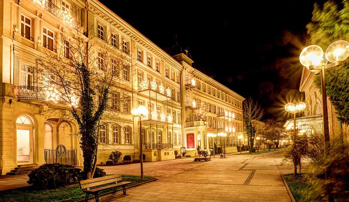 Wellnesshotel Kaiserhof Victoria Bad Kissingen