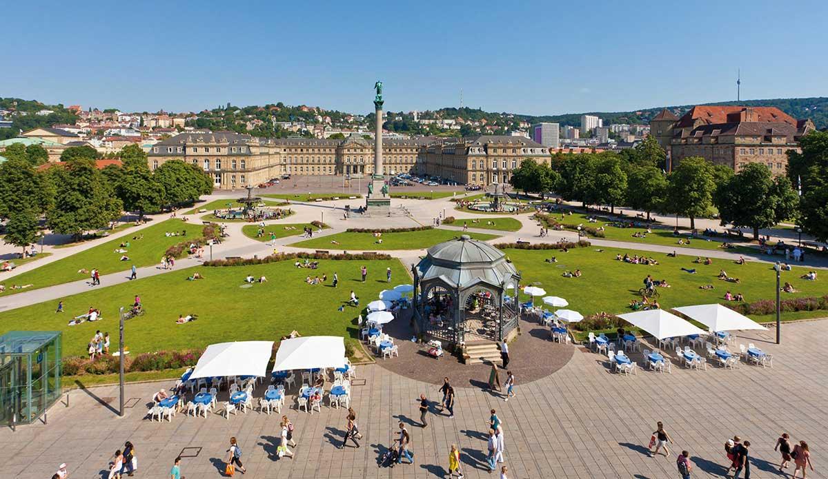 Hotel De Luxe Stuttgart