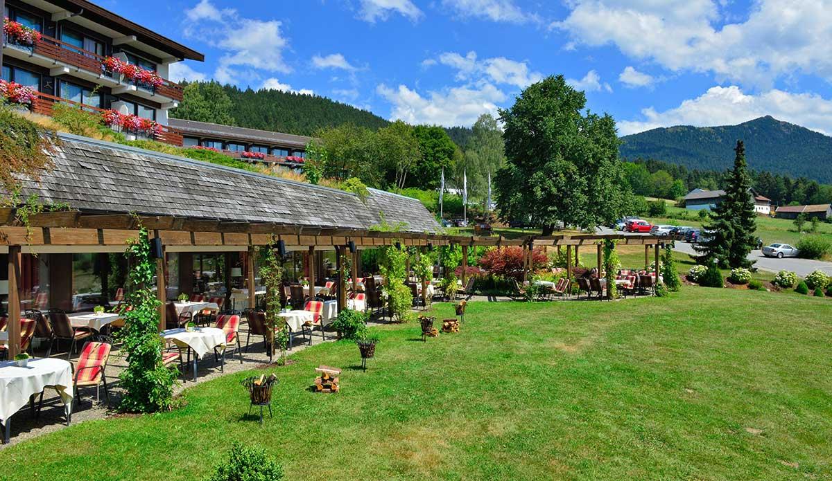 Bayerischer Wald Wellnessurlaub Im Himmelreich Hotel Sonnenhof