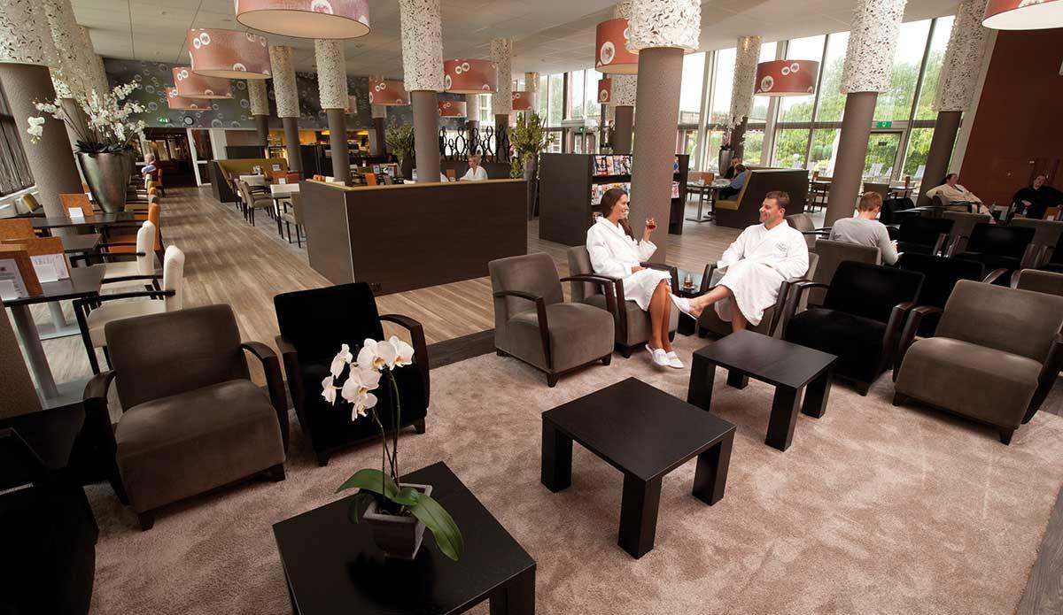 Fontana Bad Nieuweschans Sauna Wellness Thermalbad Massage Hotel