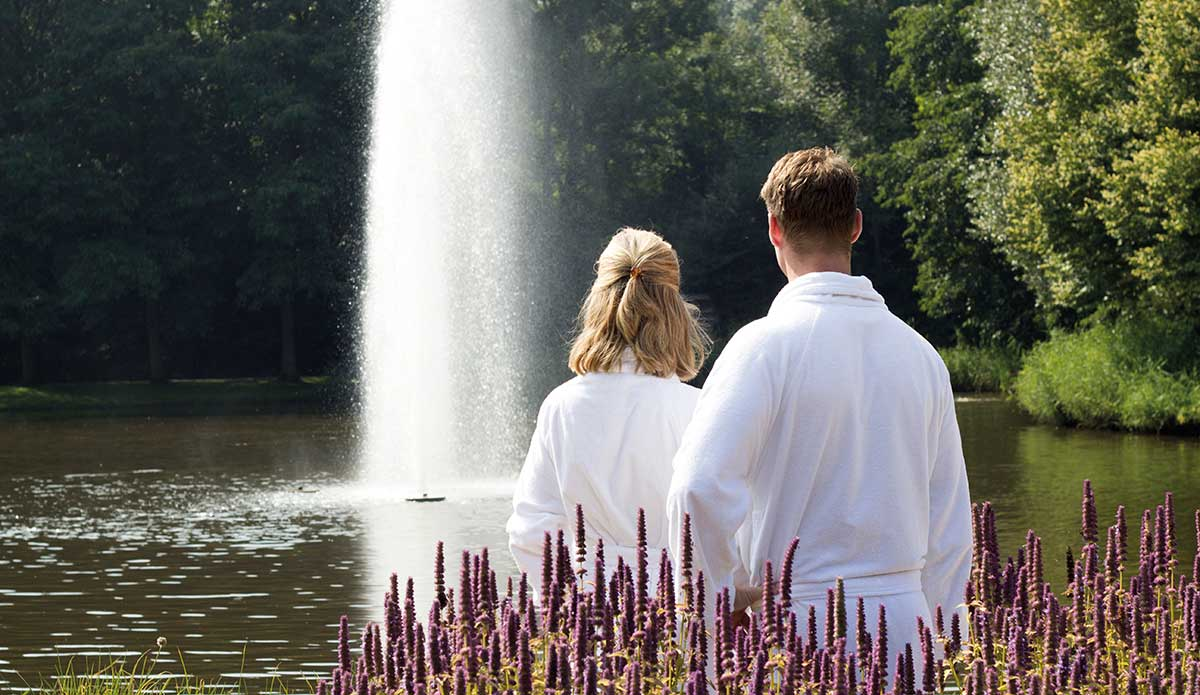 Frau Antje empfiehlt: Bio, Therme & Wattenmeer - Fontana Resort Bad ...