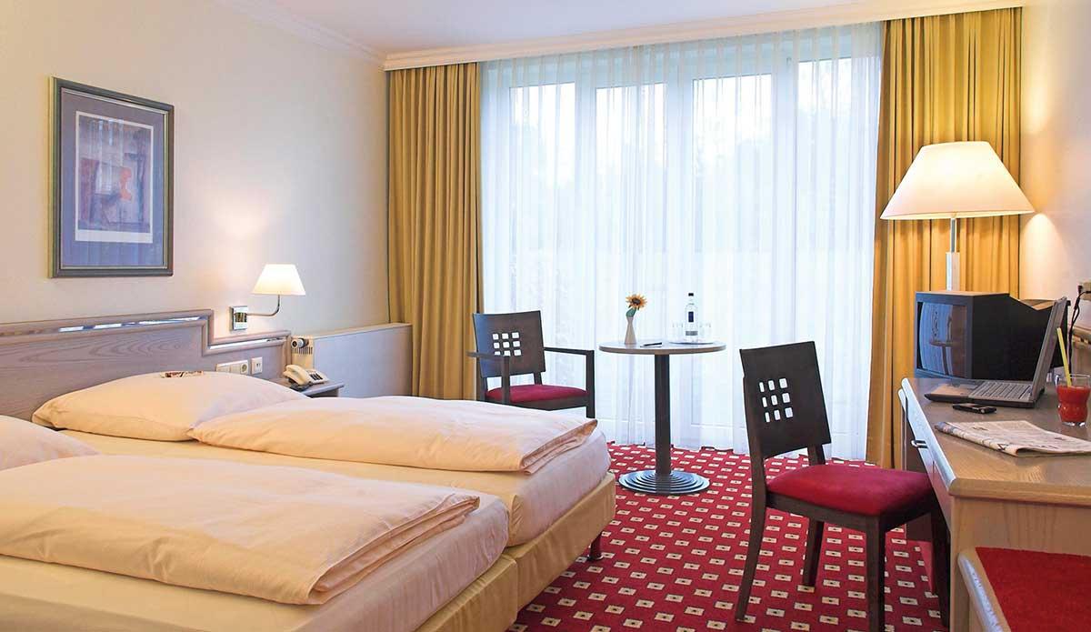 Wellnesshotel WELCOME Hotel Bad Arolsen - Wellnessurlaub in Hessen ...