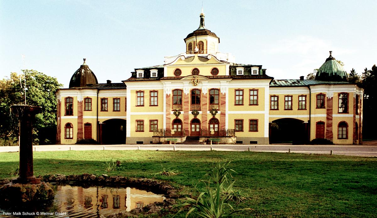 Spa Hotel In Weimar