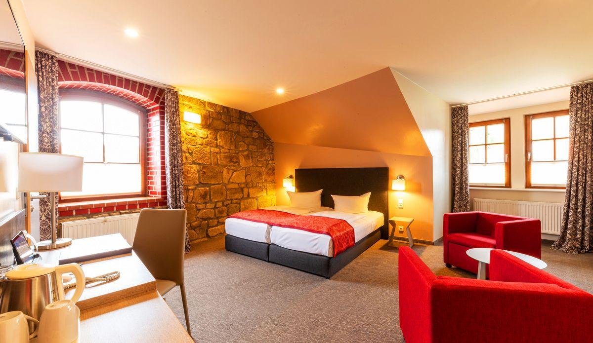 Best Western Hotel Schlossmühle Quedlinburg   Wellnessurlaub ...