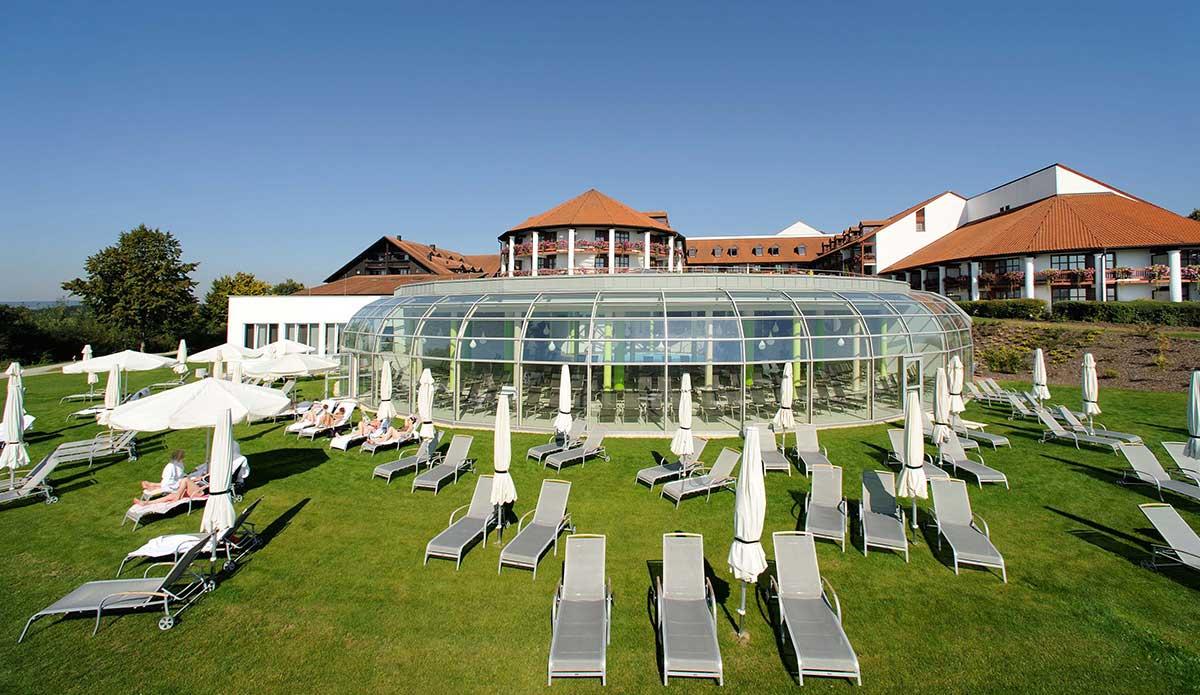 Wellnesshotel Hartl Resort Fürstenhof Quellness- & Golfhotel Bad ...