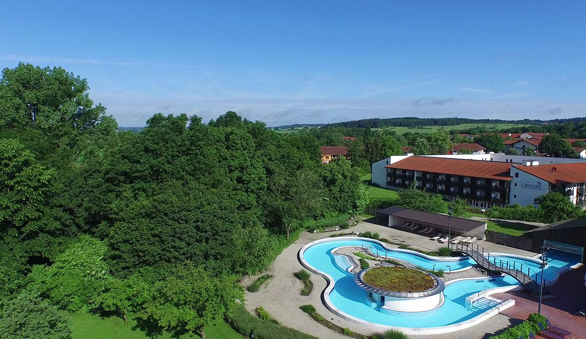 Wellnesshotel Hotel Chrysantihof Bad Birnbach ...