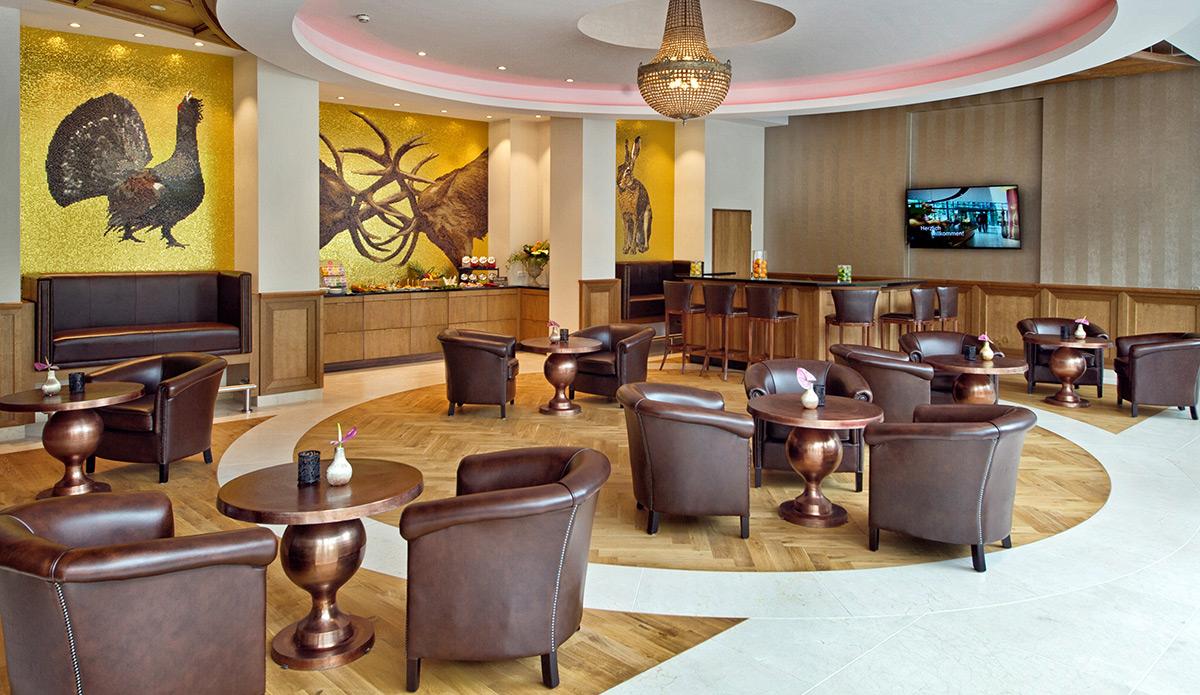 Wellnesshotel dorint resort spa bad br ckenau for Design hotel franken