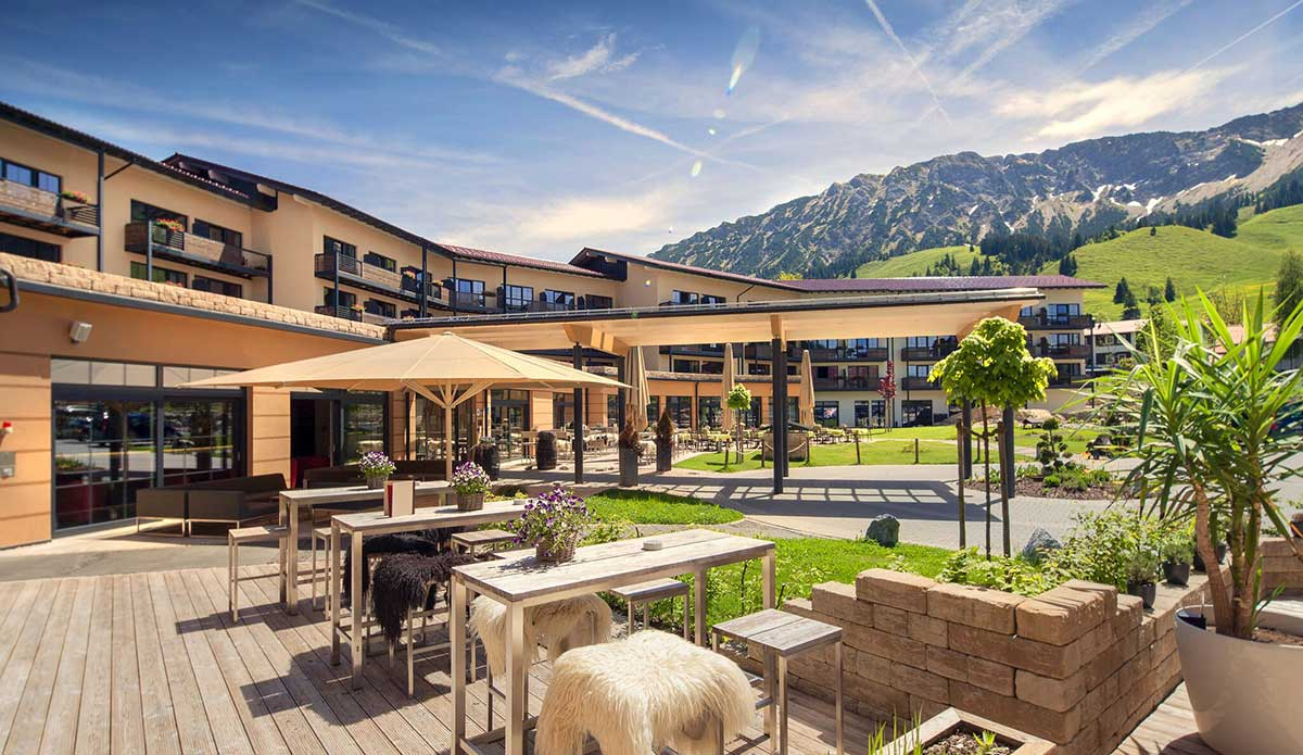 Wellnesshotel Alpin Spa Panoramahotel Oberjoch Bad Hindelang ...