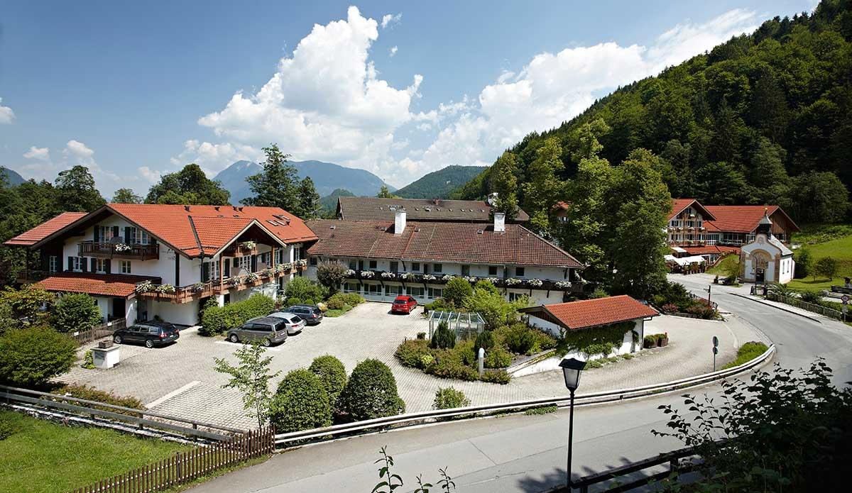 Wellnesshotel SENTIDO Zugspitze Berghotel Hammersbach