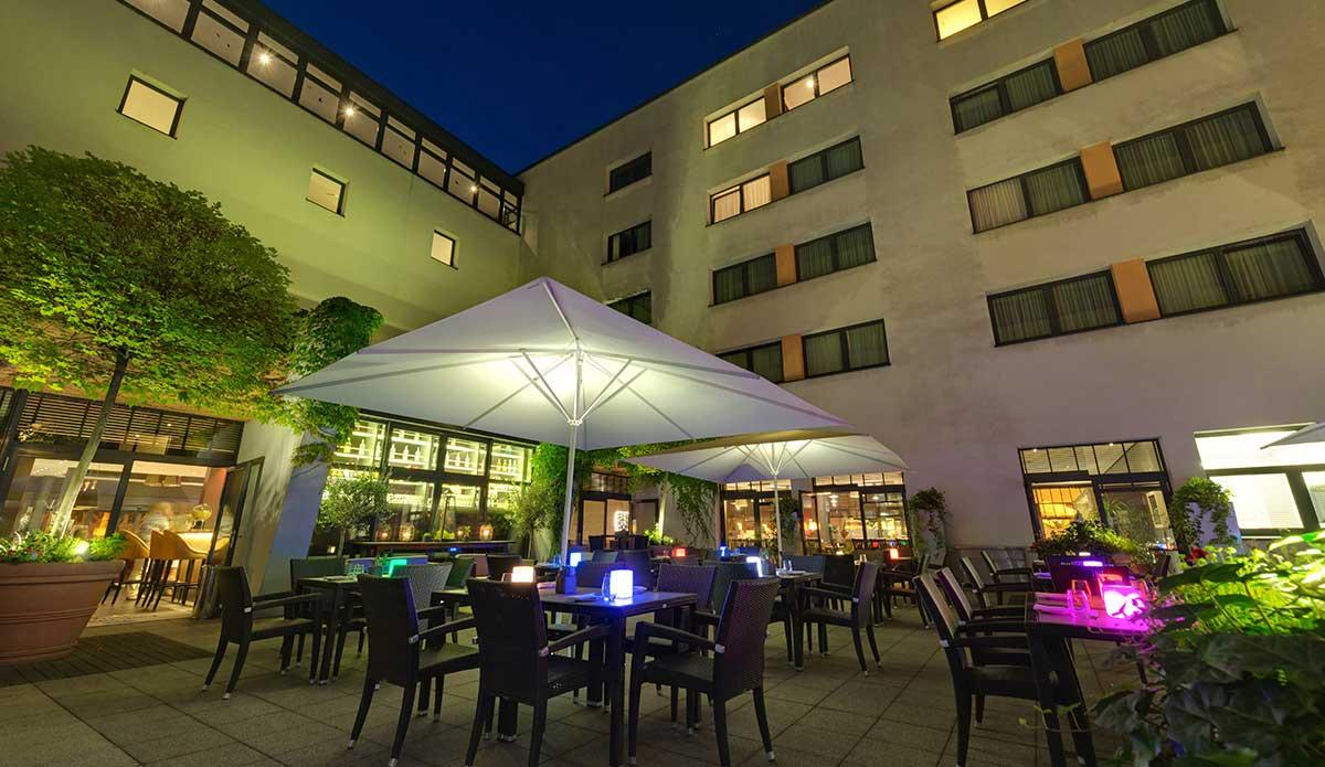 Wellnesshotel park plaza trier wellnessurlaub trier for Designhotel trier