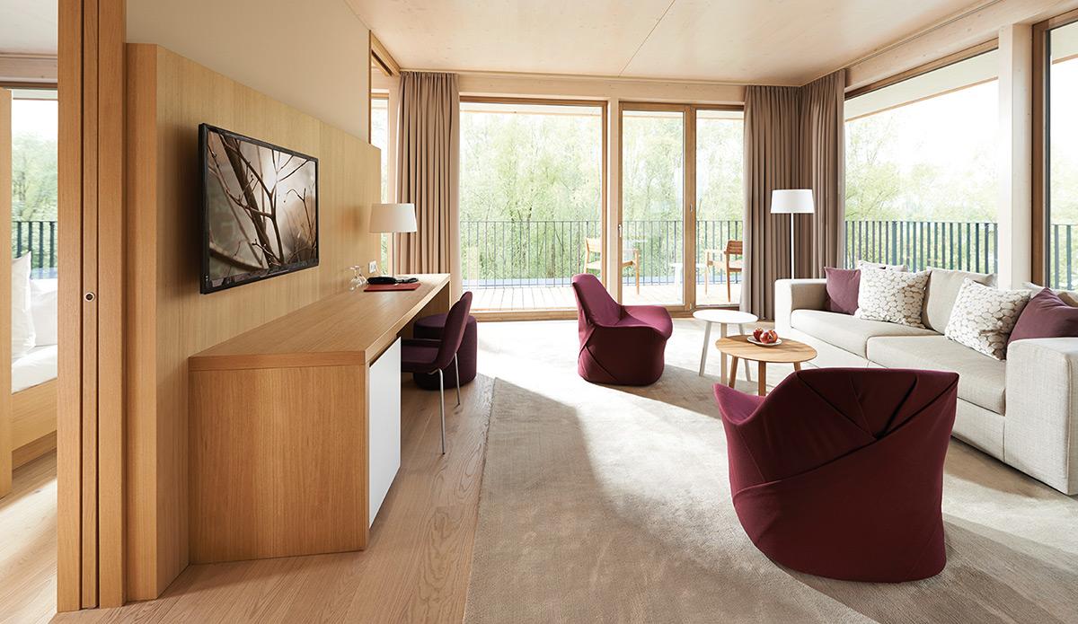 Wellnesshotel bora hotsparesort wellnessurlaub am for Designhotel bodensee