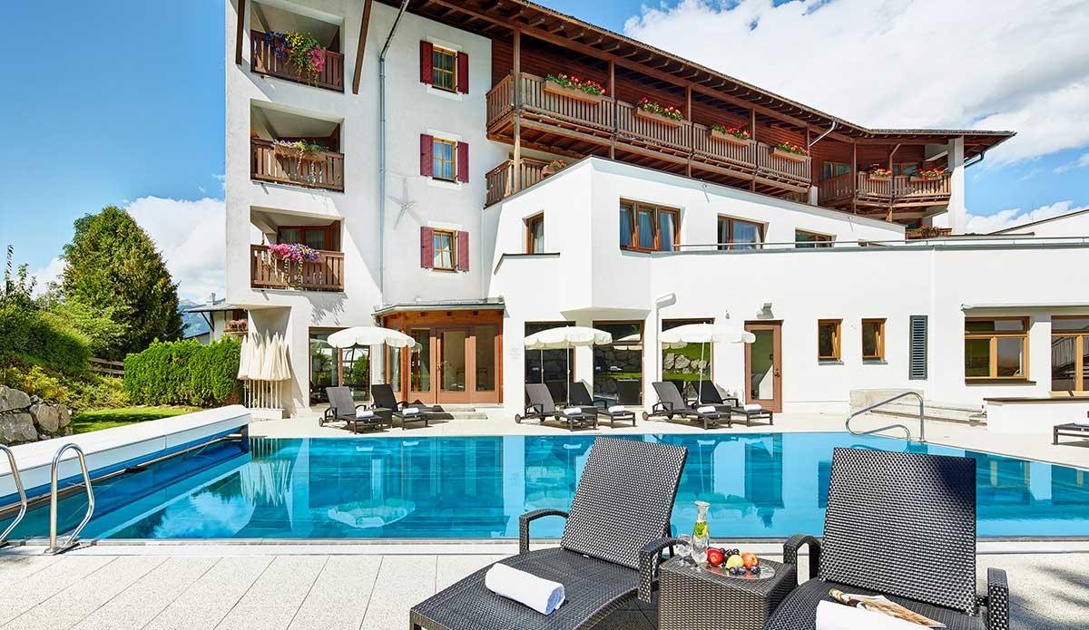 Wellnesshotel das alpenhaus kaprun zell am see for Wellnesshotel zell am see