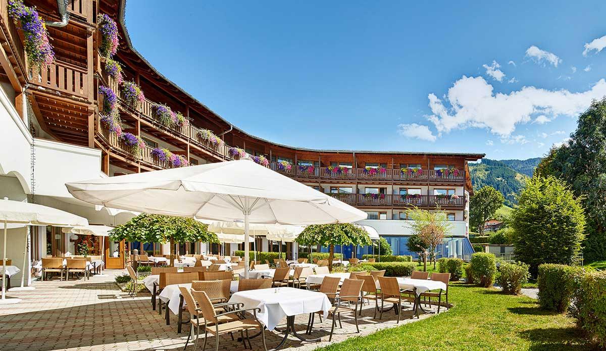 Wellnesshotel das alpenhaus kaprun zell am see wellnessurlaub salzburger land sterreich for Wellnesshotel zell am see