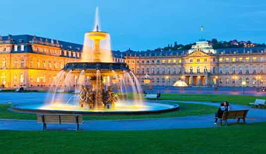 Beautiful Days in Stuttgart + € 80 Wellness-Extras | 2 Tage
