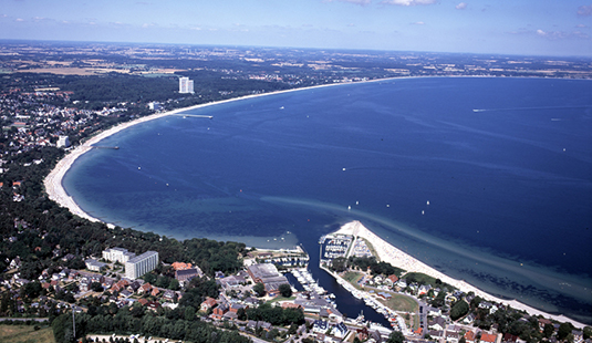 Timmendorfer Strand + Ostsee-Therme (Wert € 27,-) | 8 Tage